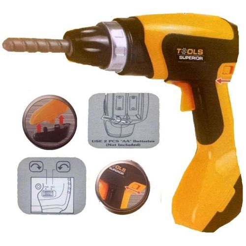 5PC Kids Electric Drill Set (SI-TY1020)