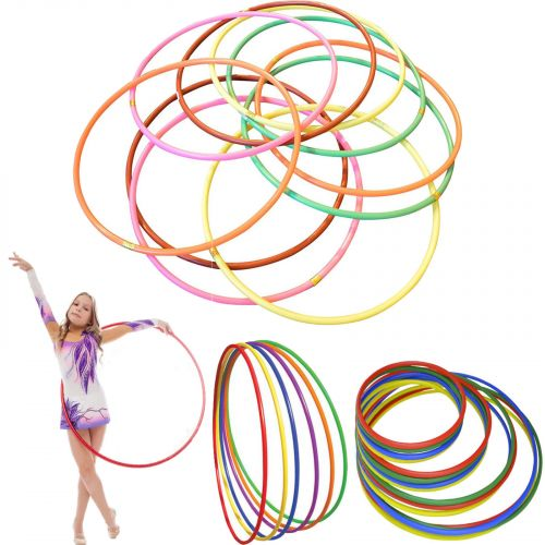 HULA HOOPS SMALL 55CM PURE COLOUR