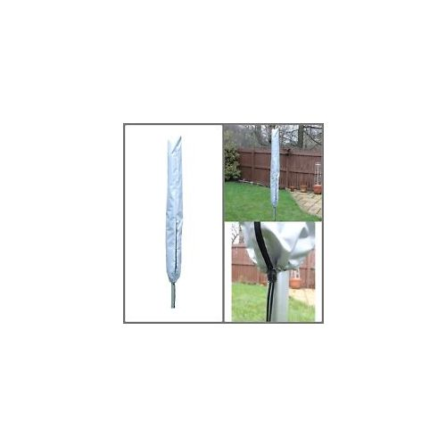 Rotary Airer COVER ONLY silver zipped - (19-183-SILVER)