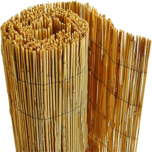 Peeled Reed Fence - 1m x 4m- (SI-HH1015)